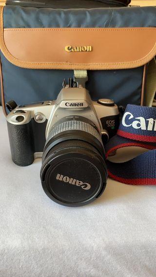 Camara Canon EOS 500N