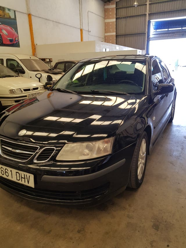 Saab 9-3X 2005