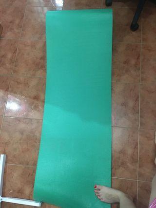 Para hacer ejercicio en el suelo sin hacerte daño