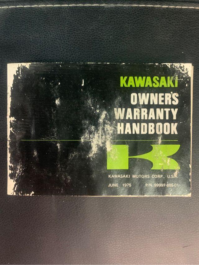 kawasaki kz 400
