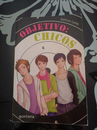 OBJETIVO: CHICOS