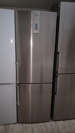 frigorífico Combi Bosch Semi Nueva no frost 185×59