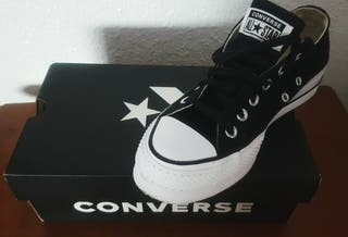 Converse Taylor All Star Platform Flame Top