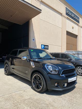 Mini Paceman ALL4 SD 143 Auto