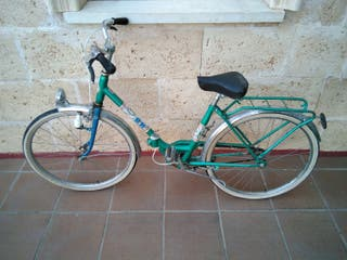 Bicicleta de paseo plegable vintage BH