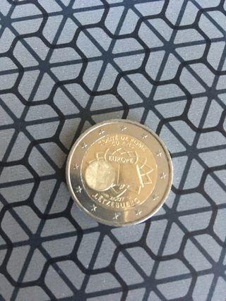 Moneda conmemorativa 2€