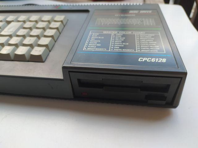 Ordenador AMSTRAD CPC 6128