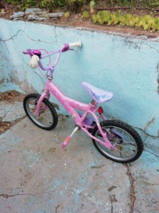 ,Bicicleta de Barbie