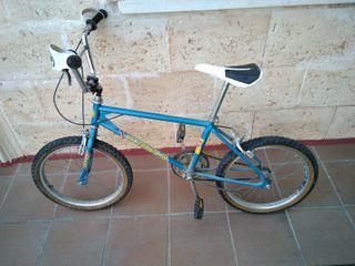 Bicicleta vintage BH California X2