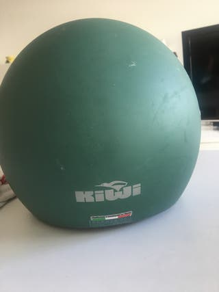 Casco kiwi talla L