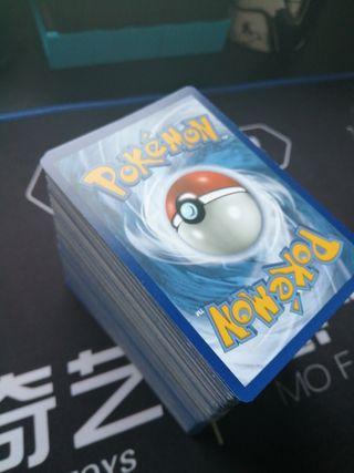 150 cartas Pokémon