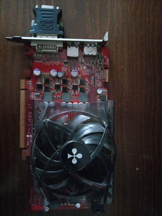 Tarjeta gráfica Club 3D Radeon HD 5770 1Mb