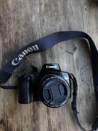 Canon rebel analógica