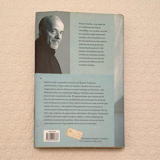 Libro Once minutos de Paulo Coelho