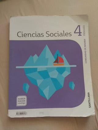 ciencias sociales 4 primaria santillana