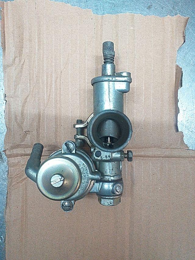 carburador dellorto ua-19-s1