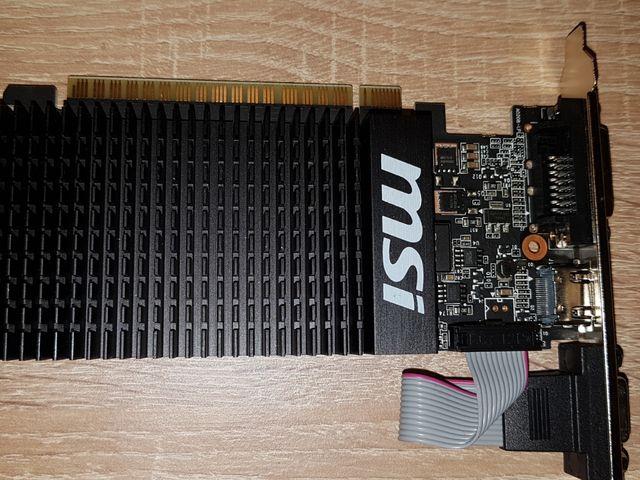 Tarjeta gráfica MSI GT710 Low Profile 1GB