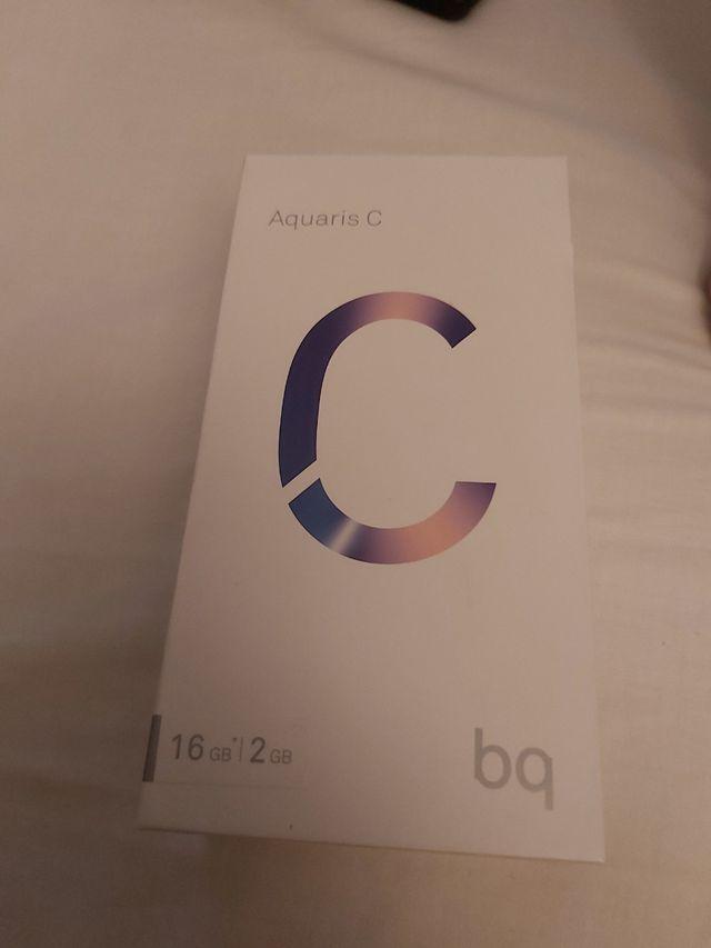móvil Aquarius bq C