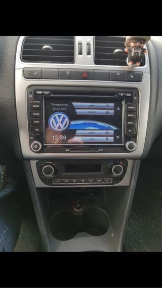 Radio pantalla Volkswagen