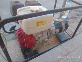 Generador eléctrico HONDA GX270