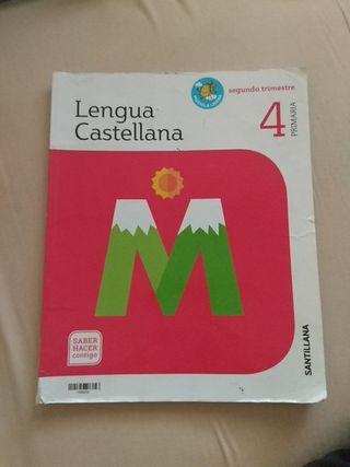 matemáticas Santillana 4 primaria