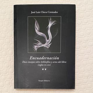 Encuadernación: bibliofilia y artes del libro