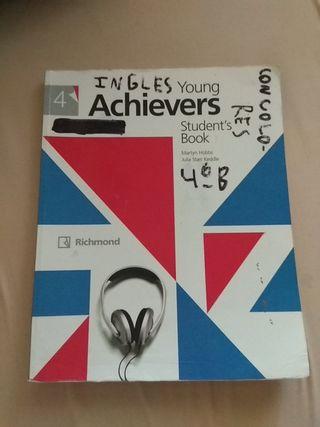 libros inglés 4 primaria richmond