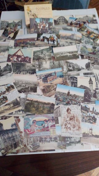 187 Postales Colección del Periódico El Levante