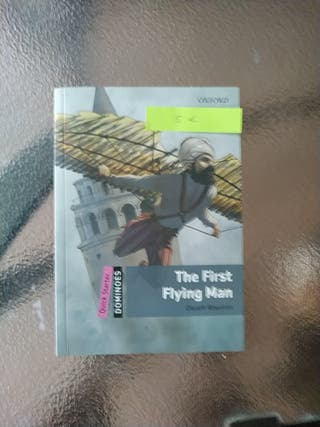 the first flying man. oxford