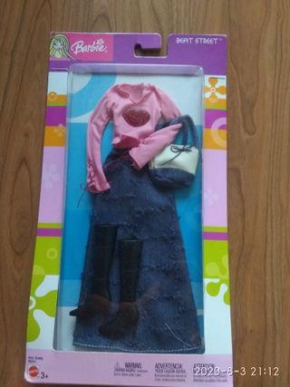 Vestido barbie año 2003 nuevo