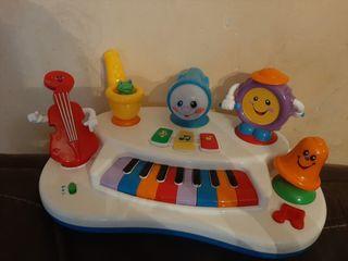 juguete musical