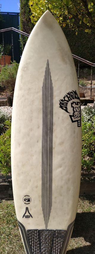 TABLA SURF LOST SHORTBOARD