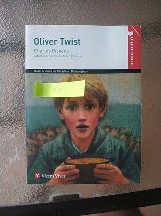 Oliver twist. cucaña