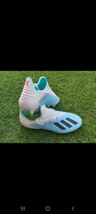 Botas Adidas fútbol sin estrenar con etiqueta