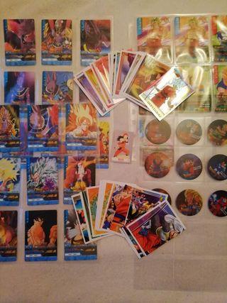 6 lote Dragon Ball