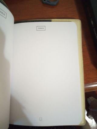 cuaderno de Tous