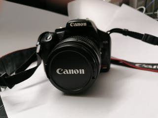 cámara Canon rebel xsi