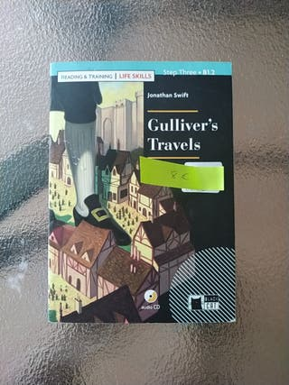 gulliver's travels. black cat