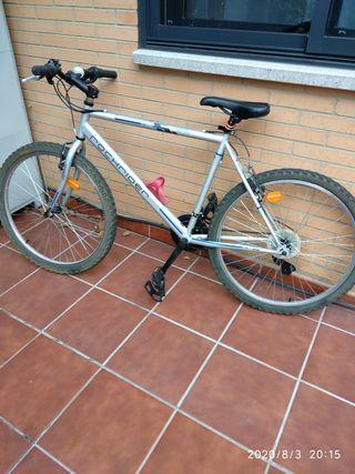 Vendo bicicleta de montaña 26 pulgadas