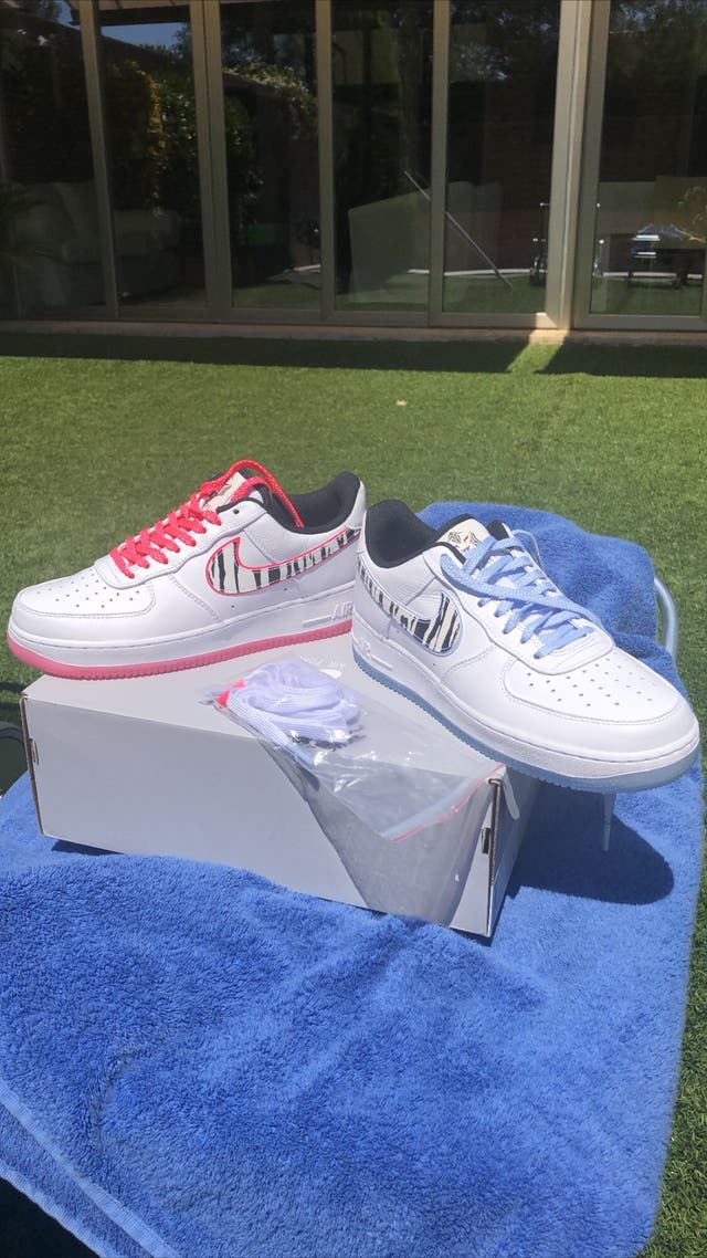 Nike Air Force 1 South Korea 42 nuevas