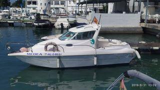 embarcacion lema galope