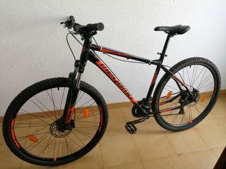 bicicleta megamo 29 pulgadas y 21 marchas Shimano