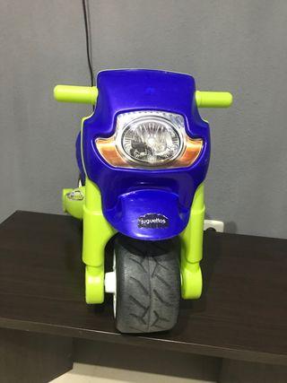 Moto juguettos