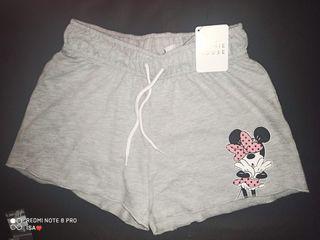 pantalón corto Minnie talla 34
