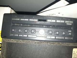 cargador cd Renault laguna cabase