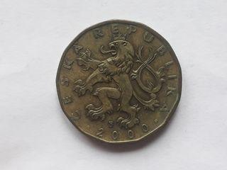 Año 2000, moneda conmemorativa