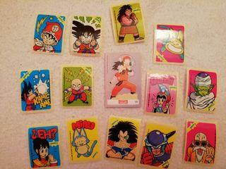 9 lote Dragon Ball