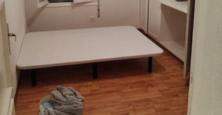 Base tapizada 135cm Ikea por 60 Euros