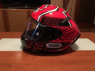 Casco shoei X-Spirit III Marc Marquez