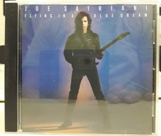 CD Joe Satriani - Flying in a blue dream